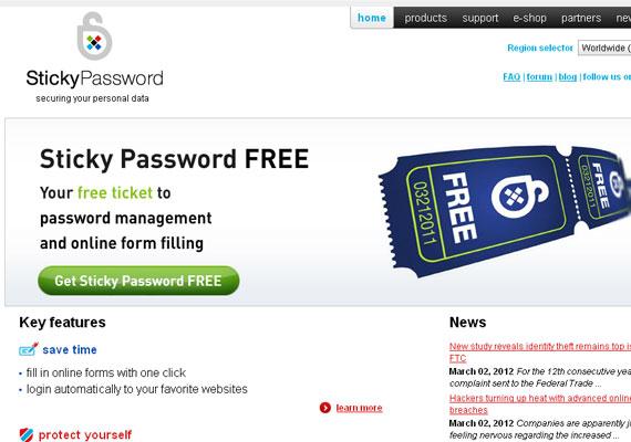 10 Useful Online Password Management Tools 6