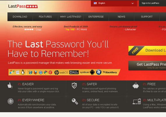 10 Useful Online Password Management Tools 7