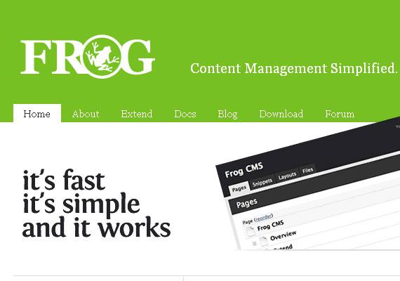 10 Open Source Lightweight Content Management System
