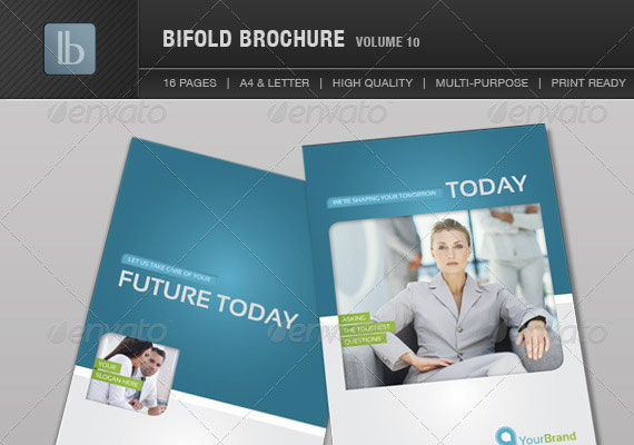 Excellent Collection of Brochure Design for Inspiration 1