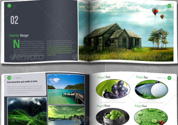 Excellent Collection of Brochure Design for Inspiration 5