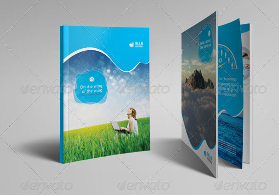 Excellent Collection of Brochure Design for Inspiration 8