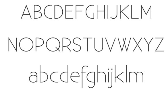 20 Beautiful Free Fonts for Vintage and Retro Style Website Design