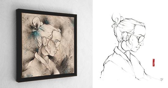 20 Beautiful Canvas Print Designs 10