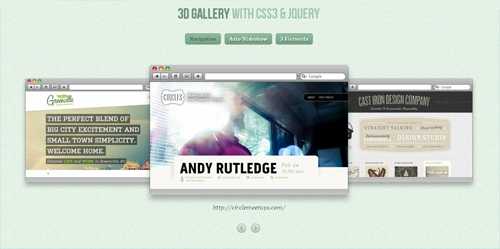 15 Awesome CSS3 Techniques 12