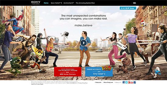 30 Creative CSS3 Website Designs 22