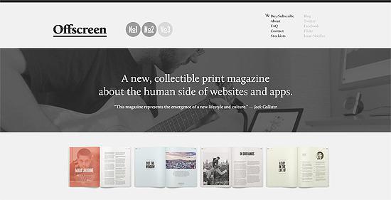 30 Creative CSS3 Website Designs 24