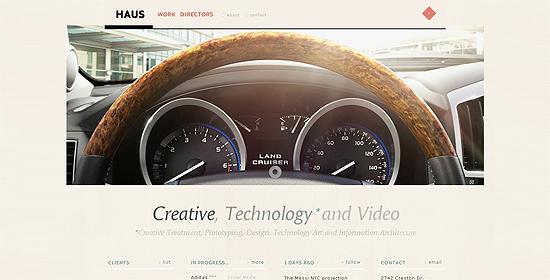 30 Creative CSS3 Website Designs 25