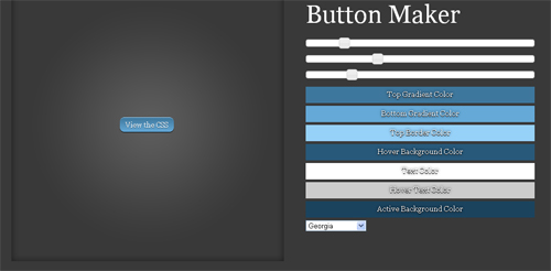 10 Awesome CSS3 Button Tutorials And Examples 2
