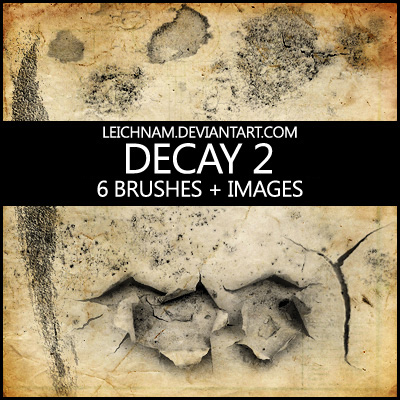 20 Free Photoshop Grunge Brushes 18