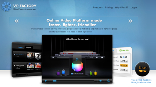15 Free HTML5 Video And Audio Players - Djdesignerlab