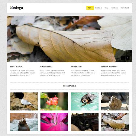 30 New Free High-Quality WordPress Themes 10