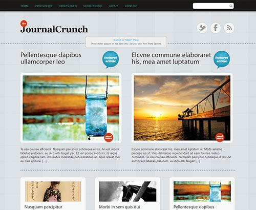 30 New Free High-Quality WordPress Themes 17