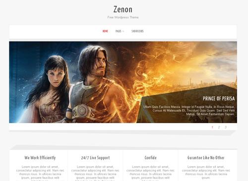 30 New Free High-Quality WordPress Themes 4