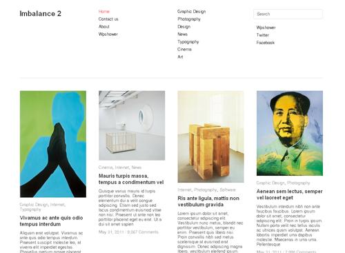 30 New Free High-Quality WordPress Themes 6