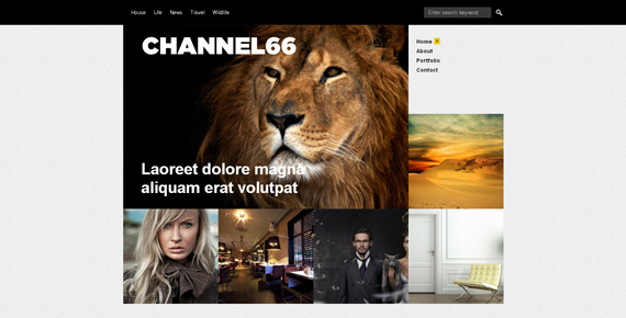 25 Stunning CSS3 Web Designs For Your Inspiration 9