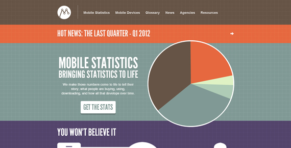25 Stunning CSS3 Web Designs For Your Inspiration 10