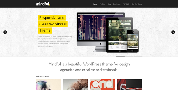 25 Stunning CSS3 Web Designs For Your Inspiration 11