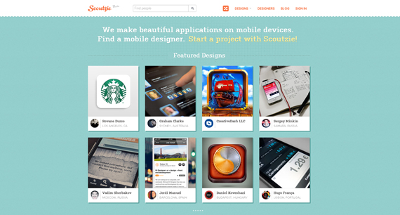 25 Stunning CSS3 Web Designs For Your Inspiration 20