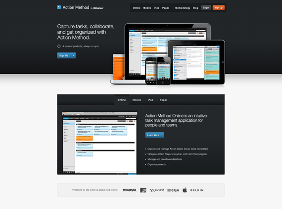 25 Stunning CSS3 Web Designs For Your Inspiration 23