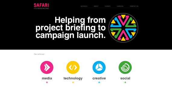 25 Stunning CSS3 Web Designs For Your Inspiration 6