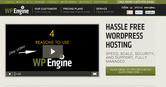 10 Best Options for Managed WordPress Hosting 1
