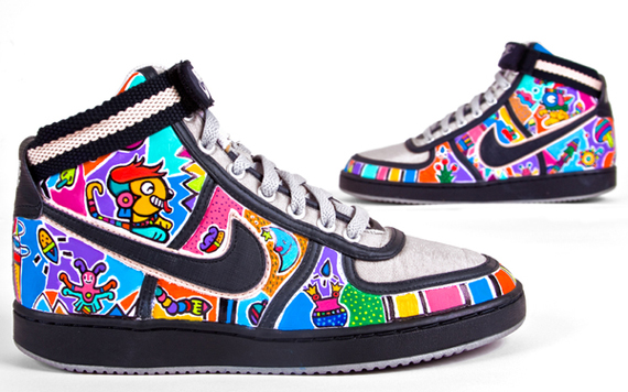 19 Awesome and Inspiring Custom Shoe Designs 11