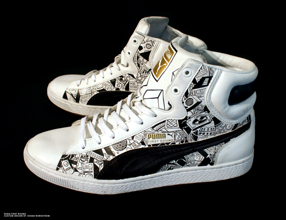19 Awesome and Inspiring Custom Shoe Designs 14
