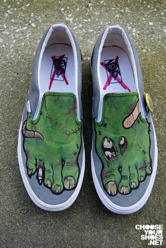 19 Awesome and Inspiring Custom Shoe Designs 15