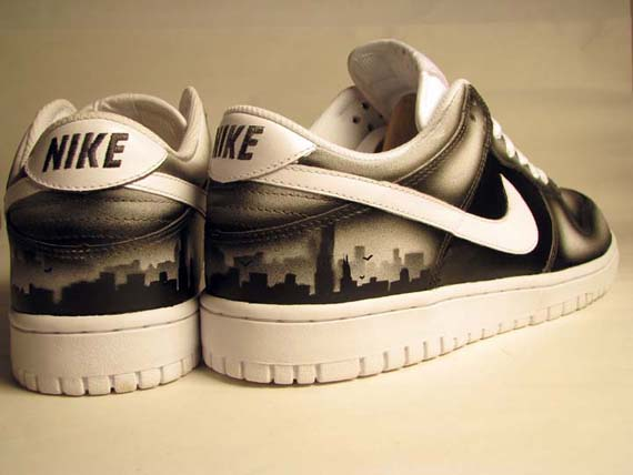 19 Awesome and Inspiring Custom Shoe Designs 2