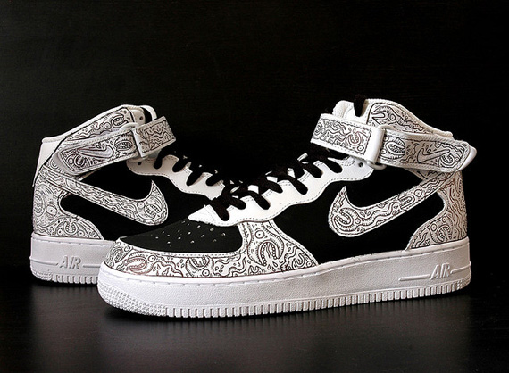 19 Awesome and Inspiring Custom Shoe Designs 3