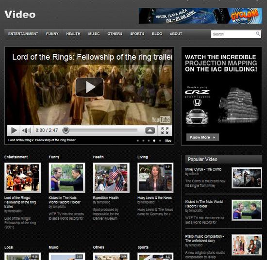 5 Of The Best WordPress Video Plugins