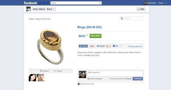 Top 5 Online Stores to Like on Facebook 2