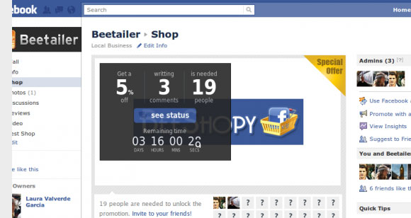 Top 5 Online Stores to Like on Facebook