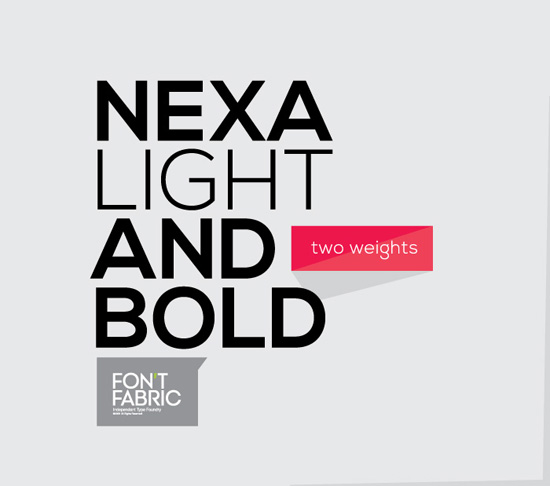 40+ Useful Fresh Free Fonts For Your Design 1