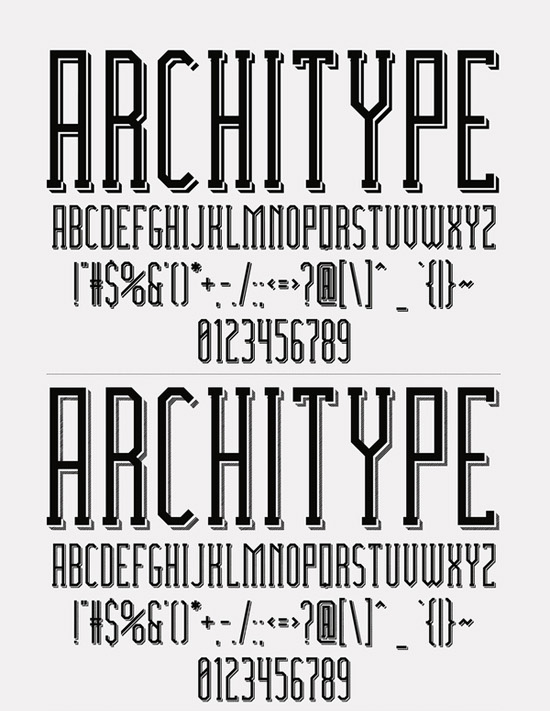 40+ Useful Fresh Free Fonts For Your Design 9