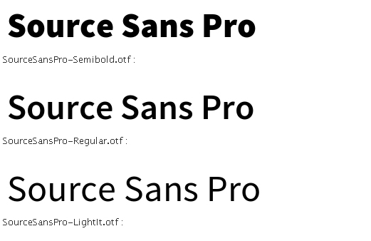 40+ Useful Fresh Free Fonts For Your Design 12