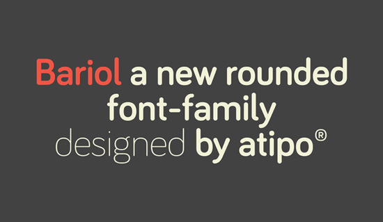 40+ Useful Fresh Free Fonts For Your Design 35