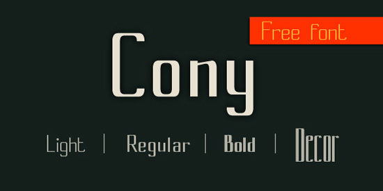 40+ Useful Fresh Free Fonts For Your Design 36