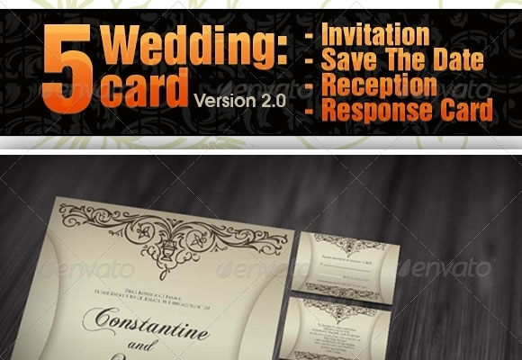 20+ Elegant Design Cards for Various Occasions 7