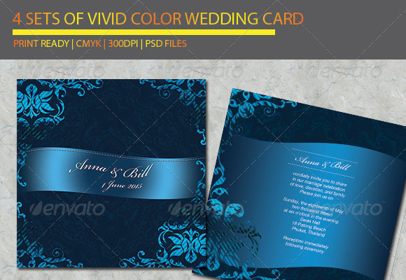 20+ Elegant Design Cards for Various Occasions 13
