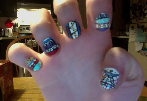 20 Excellent Nail Art for Inspiration 11
