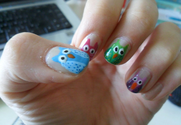 20 Excellent Nail Art for Inspiration 4