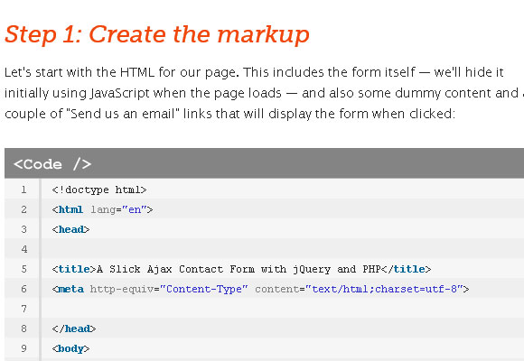 20 Useful PHP Tutorials and Examples for Beginners 1