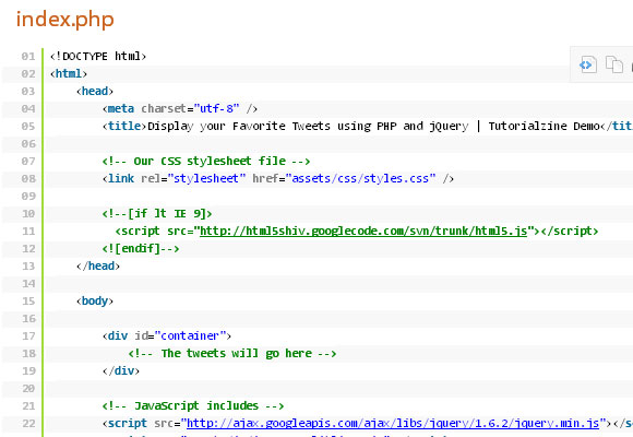 20 Useful PHP Tutorials and Examples for Beginners 2