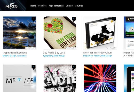 5 of the Best Premium Pinterest like Themes