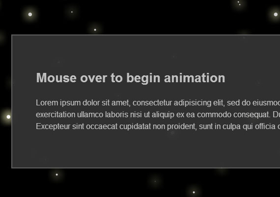Create Animation Effects with CSS3: 20 Best Tutorials 8