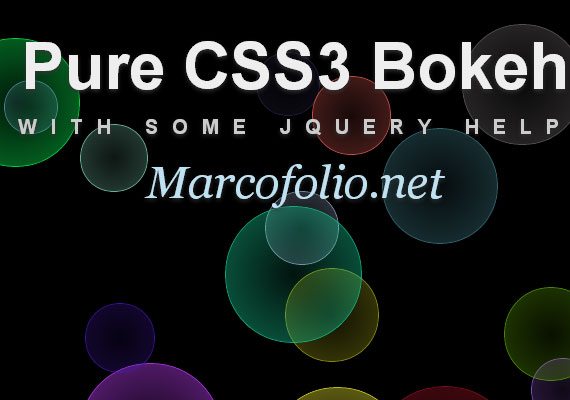 Create Animation Effects with CSS3: 20 Best Tutorials 9