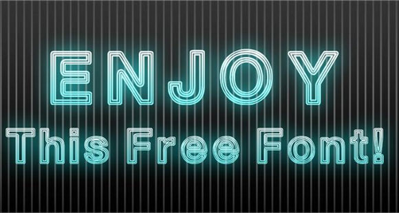 Beautiful Collection of Creative Embossed Font for Free 18