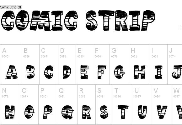 Beautiful Collection of Creative Embossed Font for Free 6